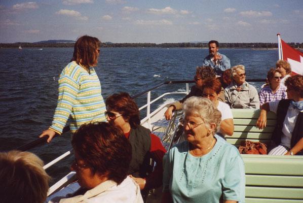 Reise nach Murten-Neuenburg-Solothurn 1998