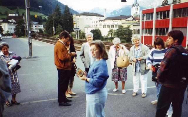 Reise nach Lindau 1994