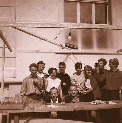 100 Jahre Männerchor Sool, 1969