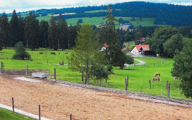 Pferdealtersheim Le Roselet