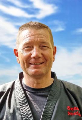 Stefan Jentzsch, Übungsleiter Karate, Übungsleiter Kickboxen - Schulleiter Gross-Gerau