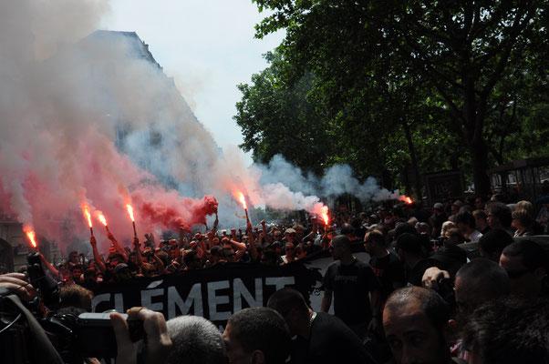 8 juin 2013 Clément Méric.