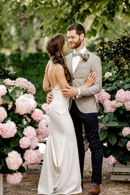 Hochzeitsreportage im Park der Gärten, Bad Zwischenahn