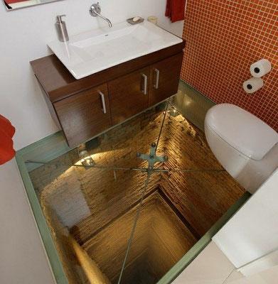 Welche Firma Verlegt Fotoboden In 3d Fugenloser Boden Steinteppich