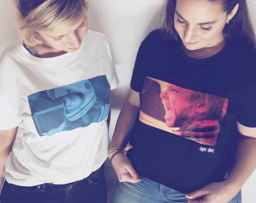 Reis zom Mond Shirts in S, M und L