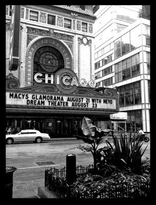 Das alte Chicago Theatre