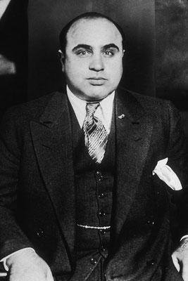 Al Capone, auch Scarface genannt