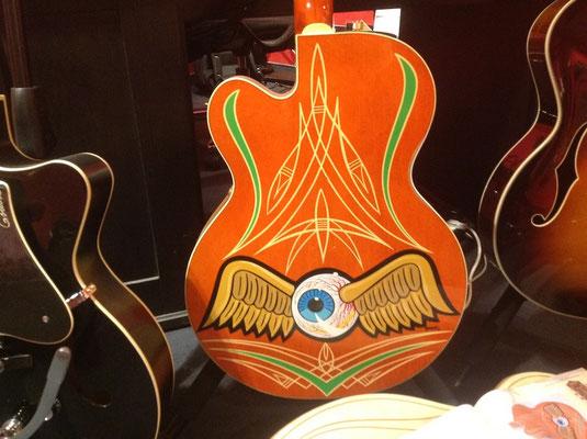 Gitarre von Eric Clapton