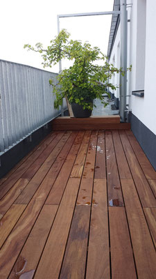 galerie terrassen holz jaeger tropenholz terrasse. Black Bedroom Furniture Sets. Home Design Ideas