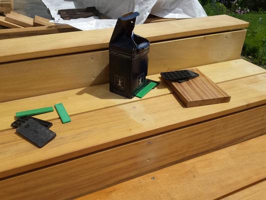 bauanleitung holzterrasse holz jaeger tropenholz terrasse. Black Bedroom Furniture Sets. Home Design Ideas