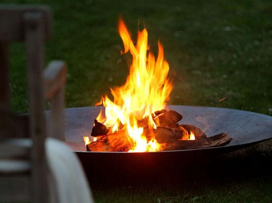 Feuerschale Rohstahl 130cm Durchmesser / Inferno