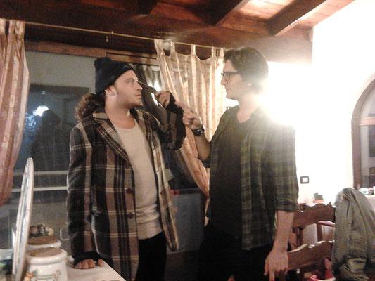 Backstage 'A Casciaforte (2012)