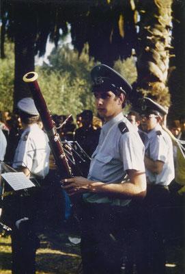 Heeresmusikkorps I, Kairo