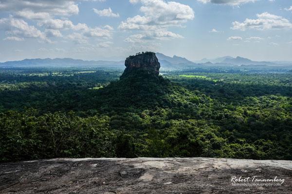 Sri Lanka - Dambulla - Sigiriya Rock