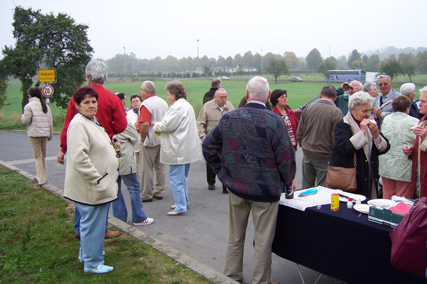 Mit der SPD nach Volkach 2005