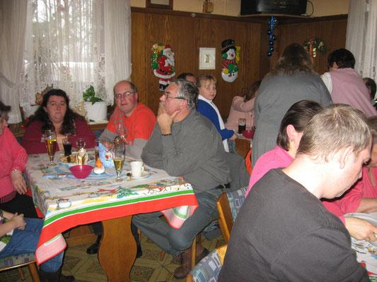 """Weihnachtsfeier 2012 beim """"Pietro"""""""