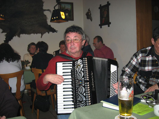 Musikant  Alfred Schlegel 2006