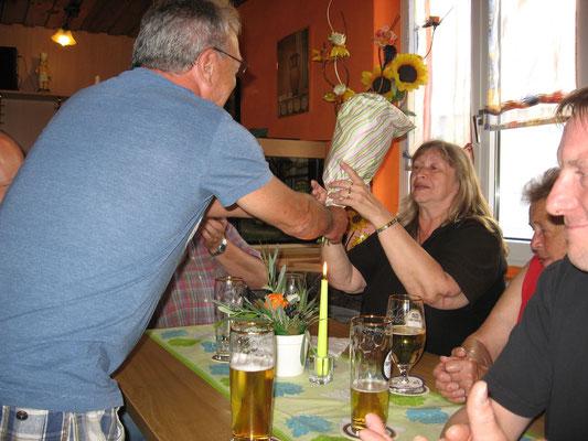 """Kegleressen 2013 beim """"Toni"""" in Marktleuthen"""
