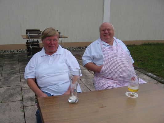 Rosemarie und Dieter Priewich