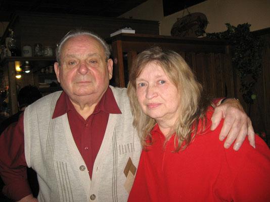 2012 / Hans Wölfel und Ella Hischmann