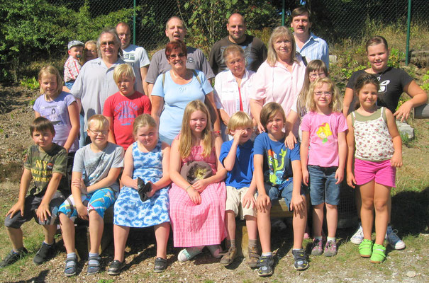 "Vogelpark ""Katharinenberg"" in Wunsiedel am 6. Sept. 2013"