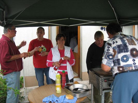 Jubiläums- und Grillfest 2010