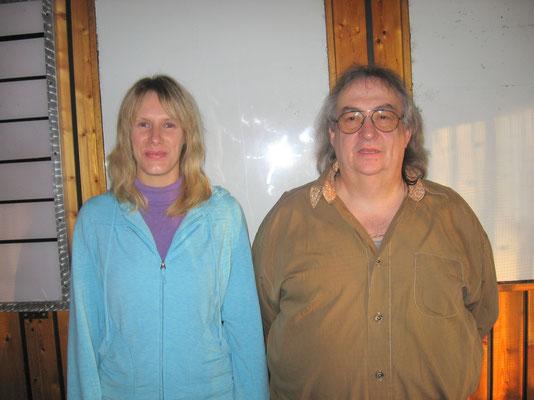 2011 / Diana Göppert und Helmut Hirschmann