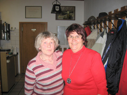 2009 / Renate Ploß und Renate Lang