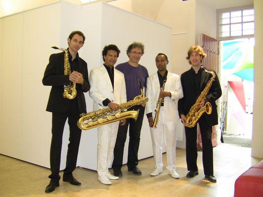 """au côté de Thierry Escaich, au Festival """"Musique à l'Emperi"""" (Salon-de-Provence)"""