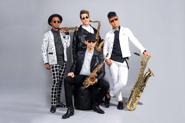 Photo Officielle Quatuor Ellipsos
