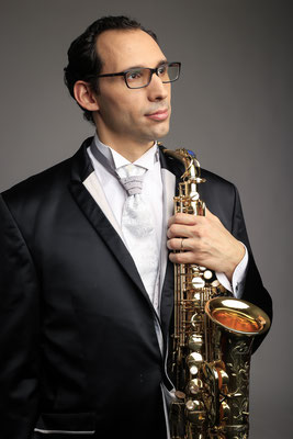 Alto Saxophone Player