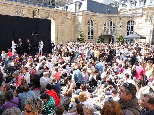 à l'Hôtel de Matignon (2009)