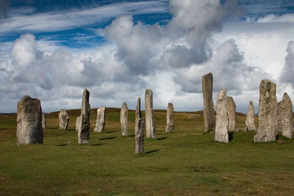 Callanish Steinkreise / standing stones of Calanais