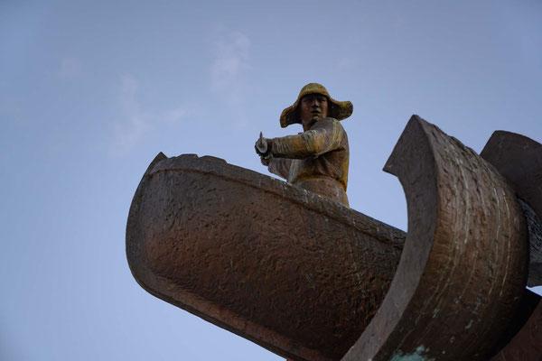 Jagd und Fischfang sind der Grund für die ersten Siedler so weit im Norden
