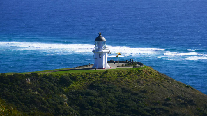 Cape Reinga - Am Ziel des Te Araroa