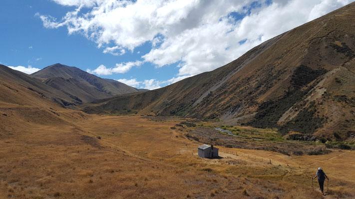 Comyns Hut am Te Araroa