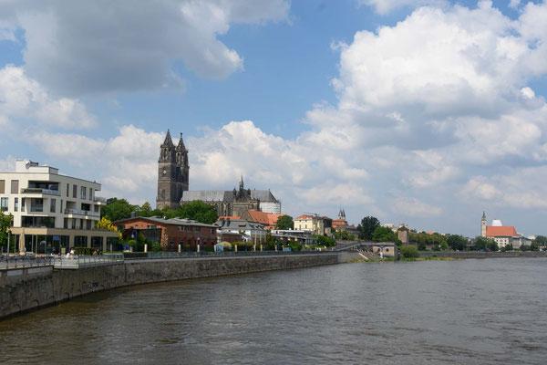 Magdeburg mit dem Dom