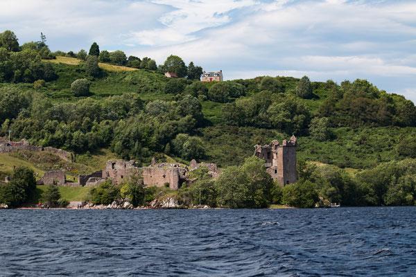 Urquardd Castle