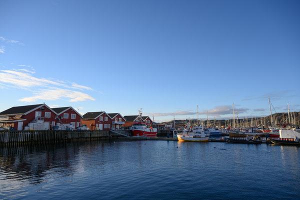 Bodø Hafen