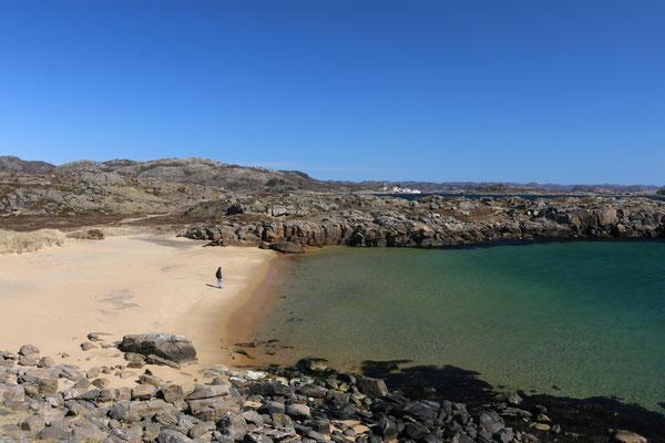 einsame Buchten bei Farsund