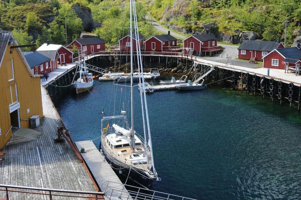 Noe in Nusfjord