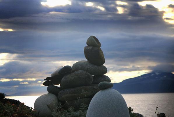 Steinkunst / stone art