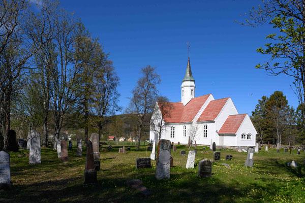 Kirche in Bjarkøya