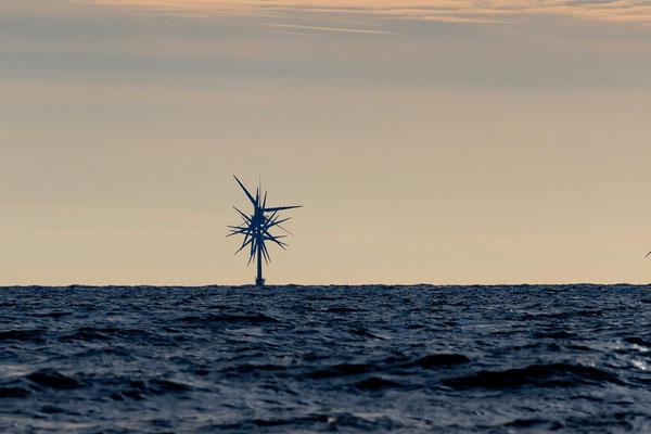 Windpark in Dänemark