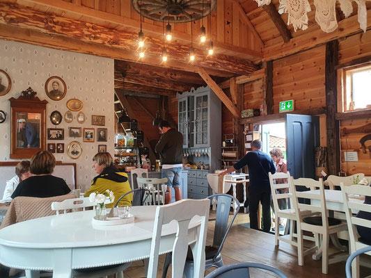 Cafe in Skudeneshavn