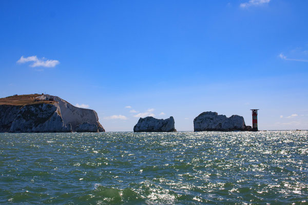 The Needles of Isle of Wight