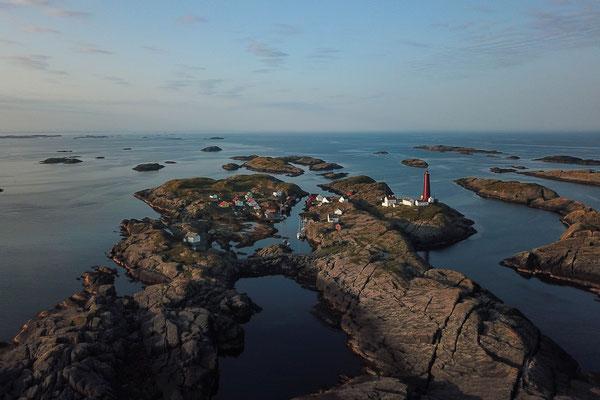 Die Insel Utvær