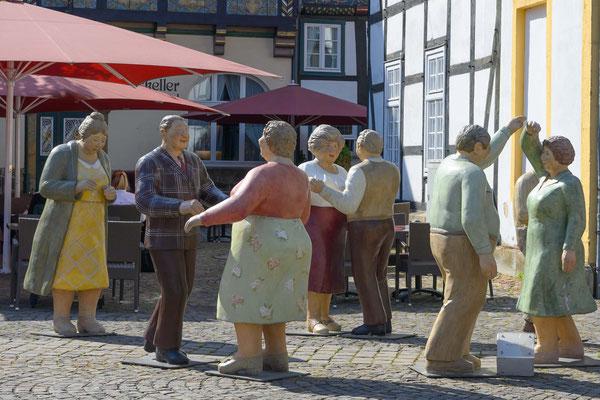 Ausstellung Alltagsmenschen in Rheda-Wiedenbrück