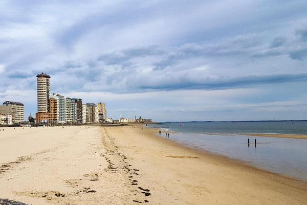 Strand in Vlissingen