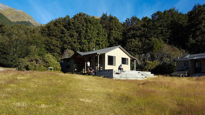 Greenstone Hut Te Araroa